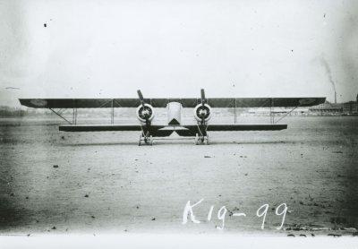 Caudron G.IV.