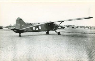 De Havilland Canada DHC.2 Beaver, registratie S-5.