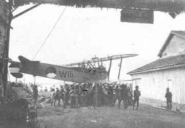 Verkenningsvliegtuig Van Berkel WA (W-16) (1919-1933)