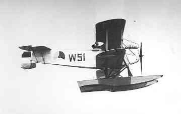 Verkenningsvliegtuig Van Berkel WA (W-51) (1919-1933). Eerste stalen constructie