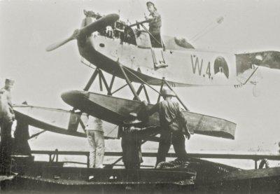Verkenningsvliegtuig Van Berkel WA (W-4) (1919-1933)