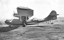 Consolidated PBY-5A  (Y-74) (1942-1953) Catalina voor aflevering aan de MLD