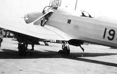 Focke-Wulf FW-58 Weihe 198.