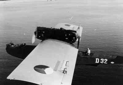 Maritieme patrouillevliegboot Dornier Wal D 32 (1929-1939) Aviolanda Papendrecht/Ned. In de vlucht