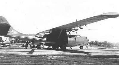 Consolidated PBY-5A  Catalina Y-80 (1942-19523 te China Bay