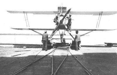 Verkenningsvliegtuig Van Berkel WA (1919-1933)