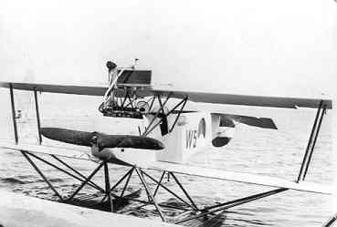 Verkenningsvliegtuig Van Berkel WA (W-5) (1919-1933)