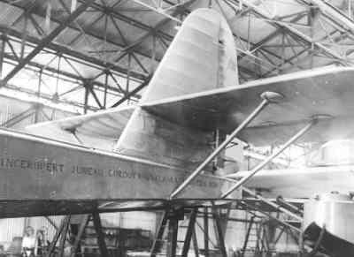 von Gronau's  Dornier-Wal op Morokrembangan, 03-06-1932