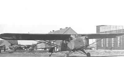 Auster AOP Mk.3.