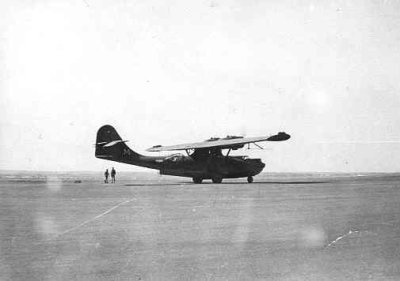 Consolidated PBY-5A  Catalina (Y-77) (1942-1953) op Swartkop Airstation