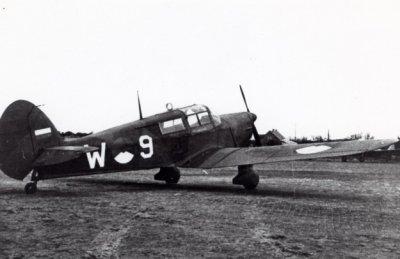 Opleidingsvliegtuig Percival