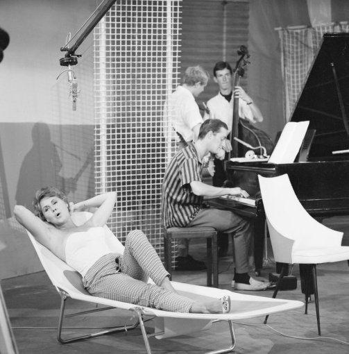 Rita Reys met het Trio Pim Jacobs