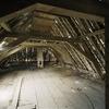 Interieur, zolder met kap, boven vertrekken 5 en 6