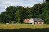 foto van Landgoed Middachten: hut van Lou