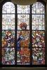 Glas-in-loodraam; Zijvleugel (voorm. Meisjes gedeelte)