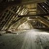 Interieur zolder, boven vertrekken 1 en 2