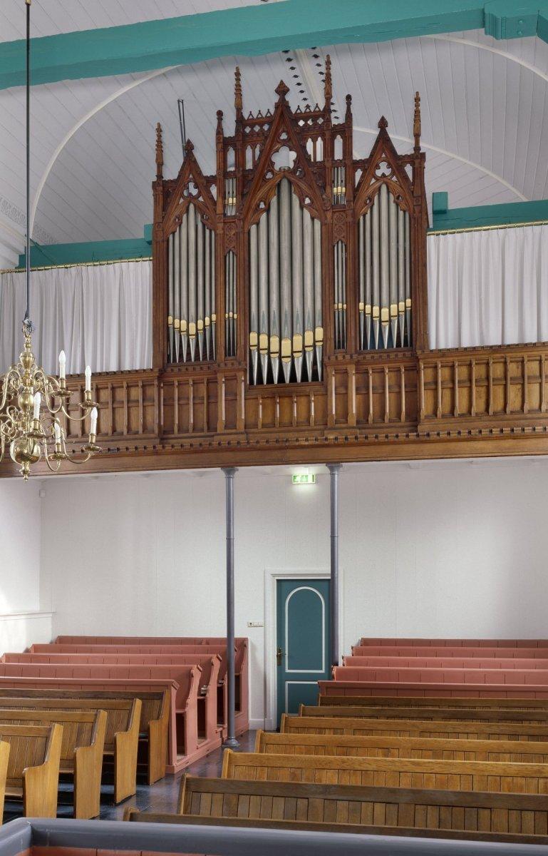 Nederlands Hervormde Kerk in Broek Op Langedijk | Monument