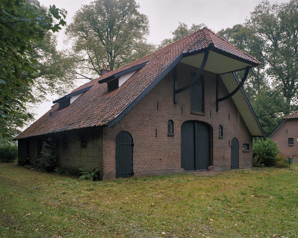 Boerderij van het hallehuistype in deurningen monument for Opknap boerderij te koop gelderland