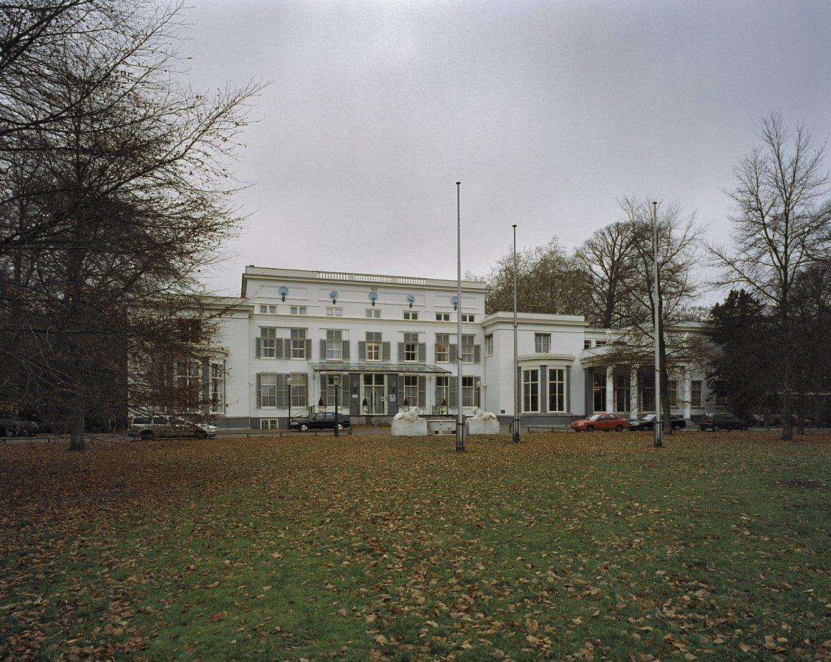 Landhuis huis de pauw in wassenaar monument - Toren voor pergola ...