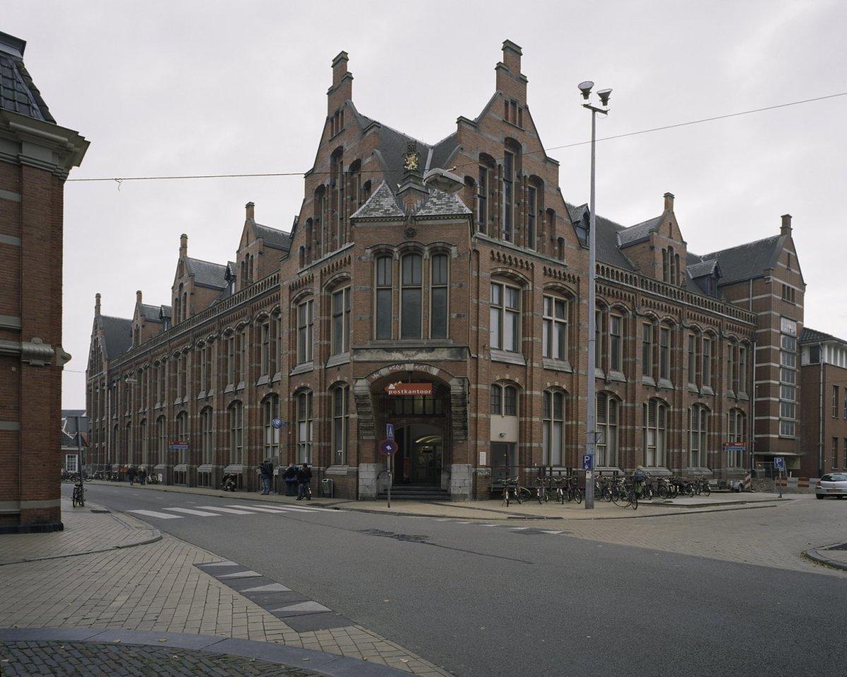 Voormalig hoofdpostkantoor in groningen monument - Hal ingang ontwerp ...
