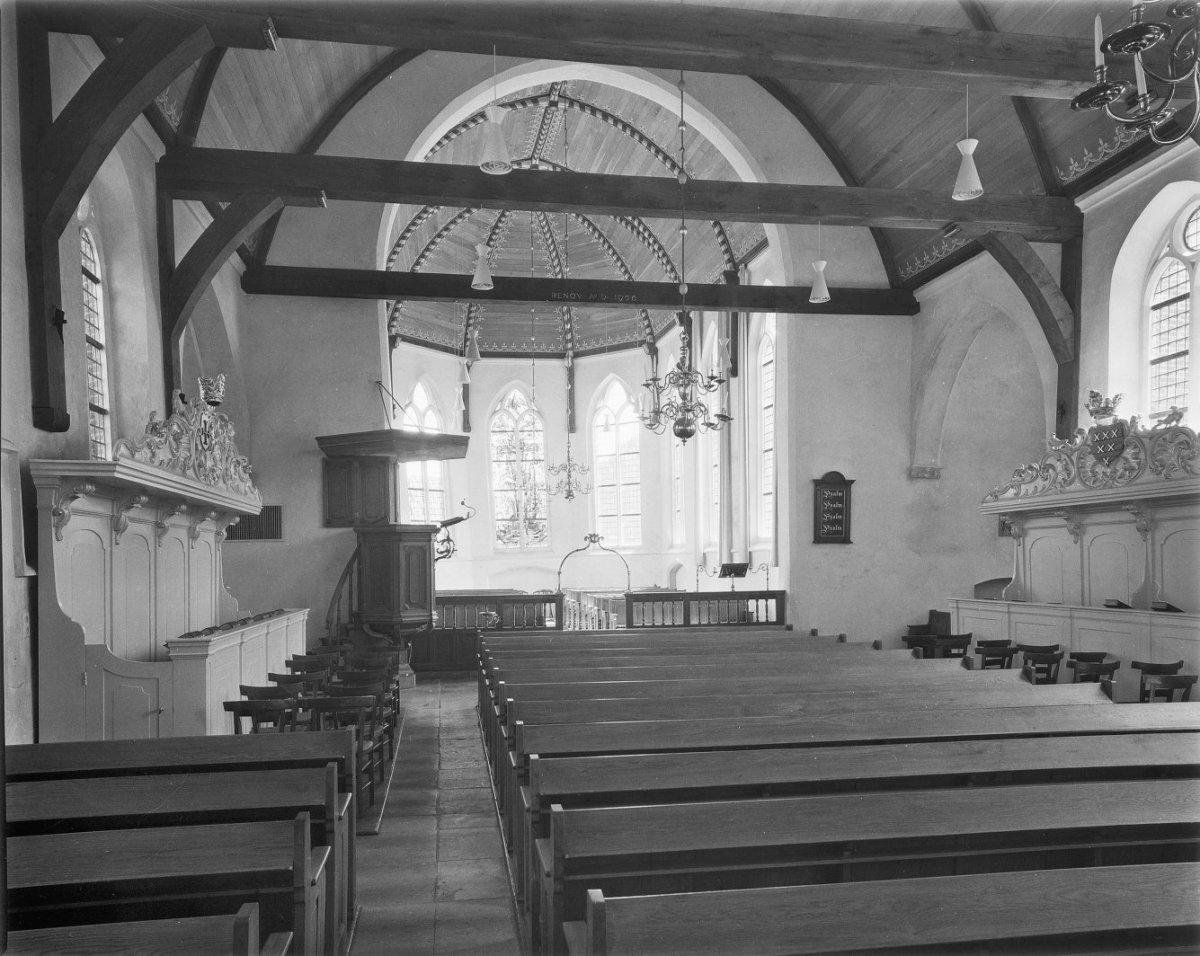 toren van de nederlands hervormde kerk in kockengen