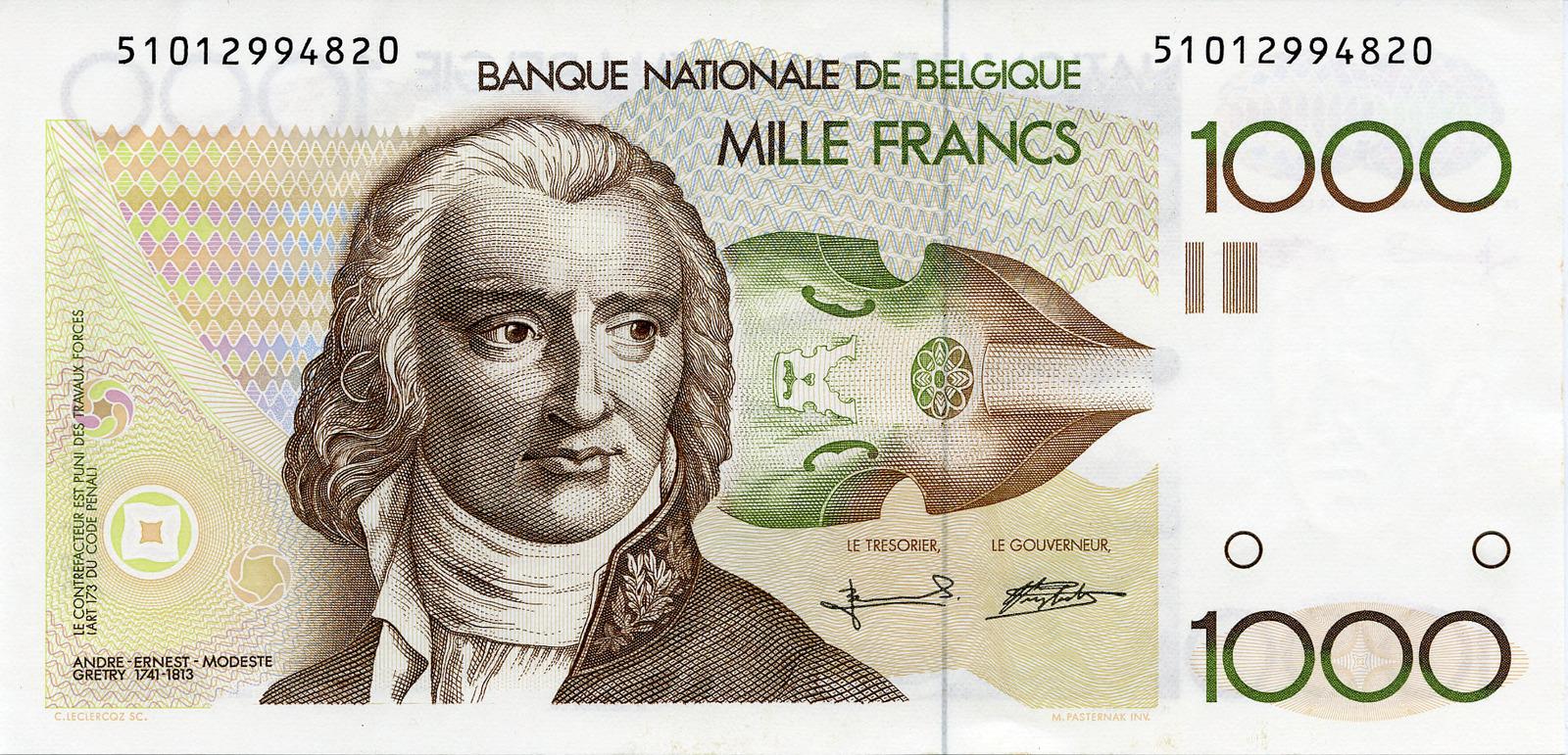 1.000 frank