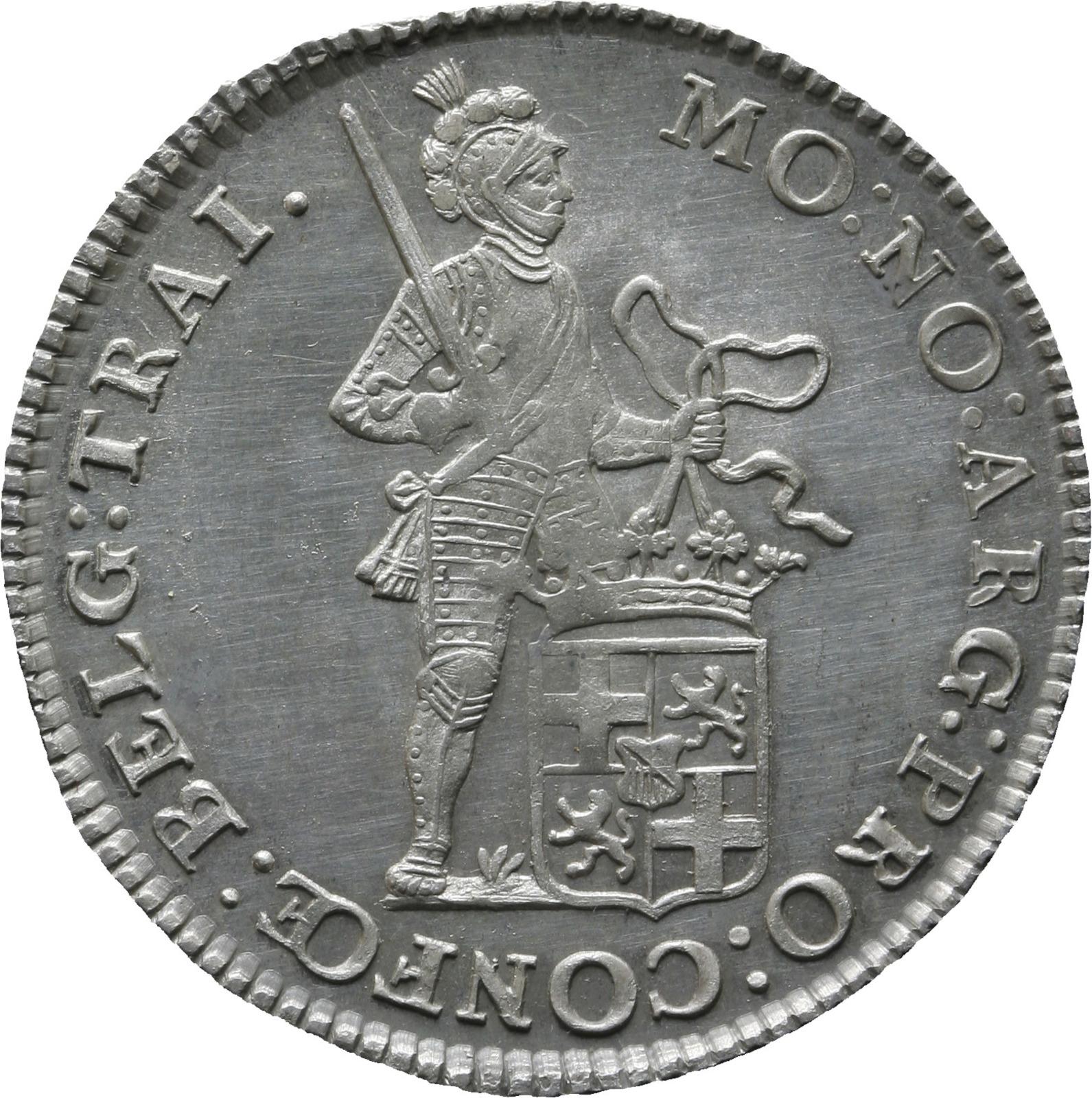 halve zilveren dukaat
