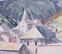 Col des Gêts 1950