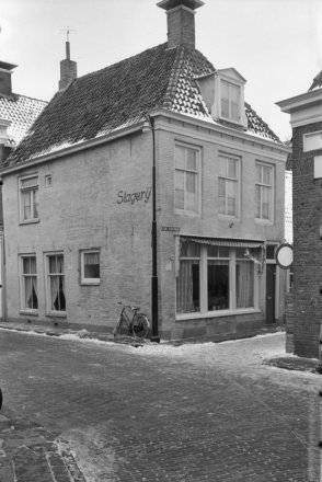 Kleine Kerkstraat 16, Harlingen