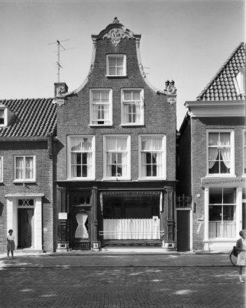 Brouwersstraat 16, Harlingen
