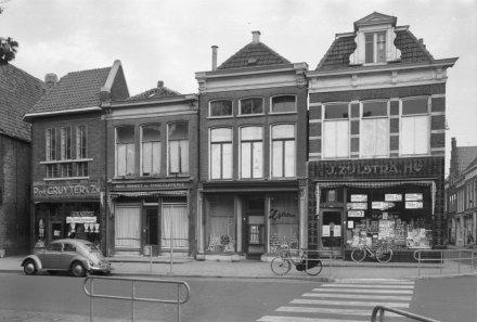 Voorstraat 63-65-67-69, Harlingen