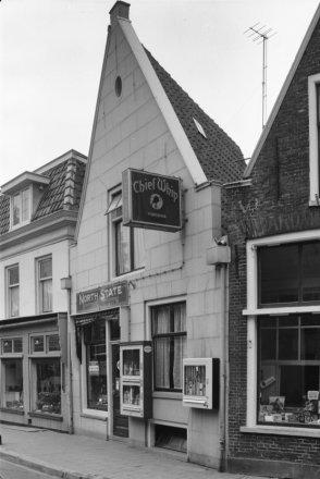 Spekmarkt 6, Harlingen