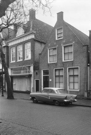 Voorstraat 44-42, Harlingen