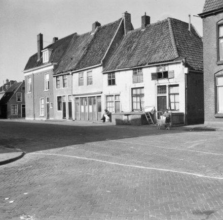 Kleine Ossenmarkt 6, Harlingen