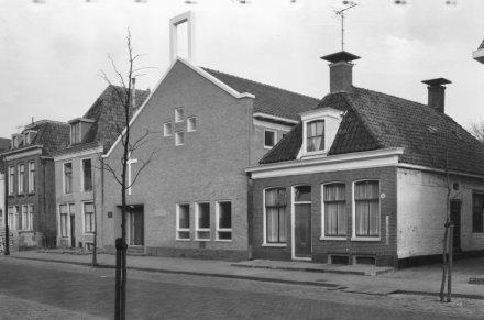 Lanen 47-63-65-67, Harlingen