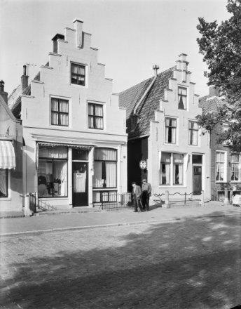 Schritsen 39-41, Harlingen