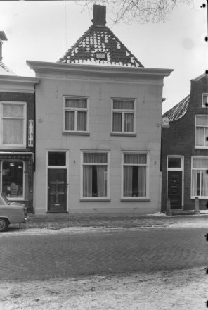 Brouwersstraat 21, Harlingen