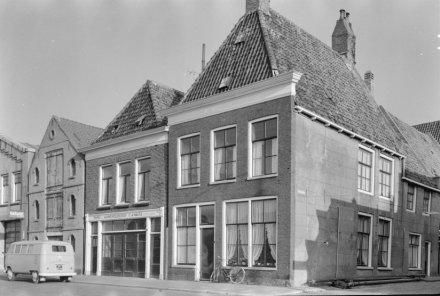 Zuiderhaven 25, Harlingen