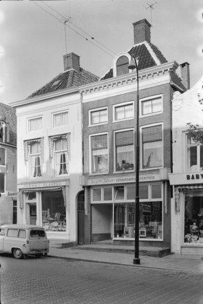 Voorstraat 1-3, Harlingen
