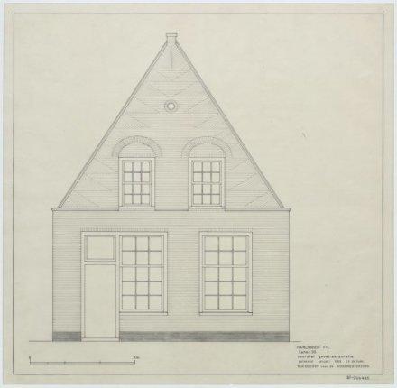 Lanen 30, Harlingen