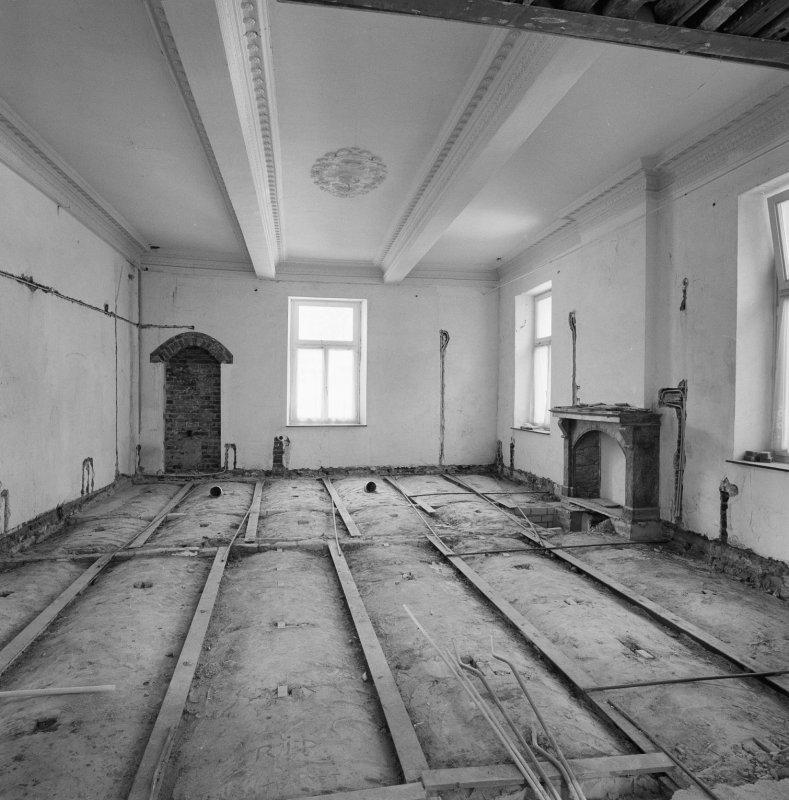 Interieur begane grond kamer met schouw limburgs erfgoed for Interieur no 253