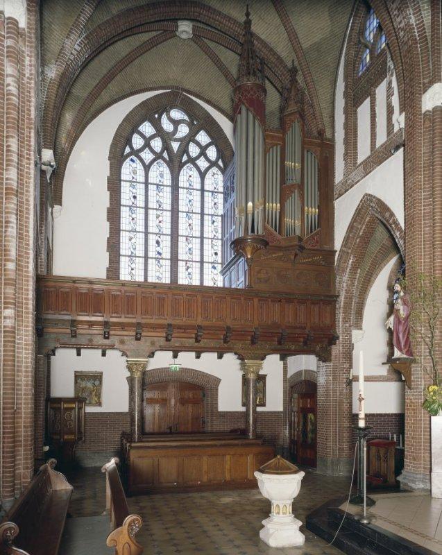 Nederhorst Den Berg Nederland.Rooms Katholieke Kerk Heilige Maria Tenhemelopneming Nederhorst