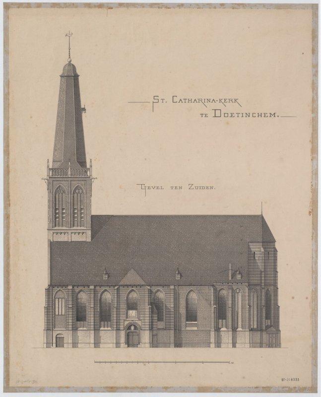 Hervormde Kerk  -  Sint Catharinakerk