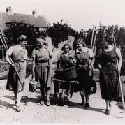 Huis te Lande, Tuinbouwschool voor meisjes