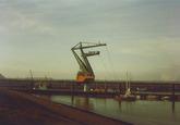 Kraan 7 van Ovet in de Oostbuitenhaven Terneuzen ca. 1990