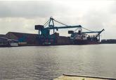 Zevenaarhaven, bulkterminal Verbrugge Terminals.