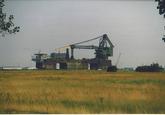 Platform van Heerema in de Sloehaven.