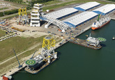 Project opbouwen stinger voor heavy lift en piping vessel Pioneering...