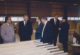 Fabriekshal Outokumpu Steel Processing op de Axelse Vlakte, 1993/1994....