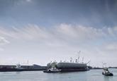 Expansion gas storage Vopak Terminal Vlissingen
